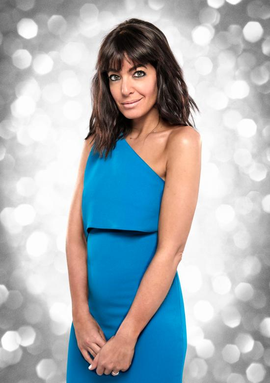Claudia Winkleman hosts Strictly Come Dancing with Tess Daly on BBC One