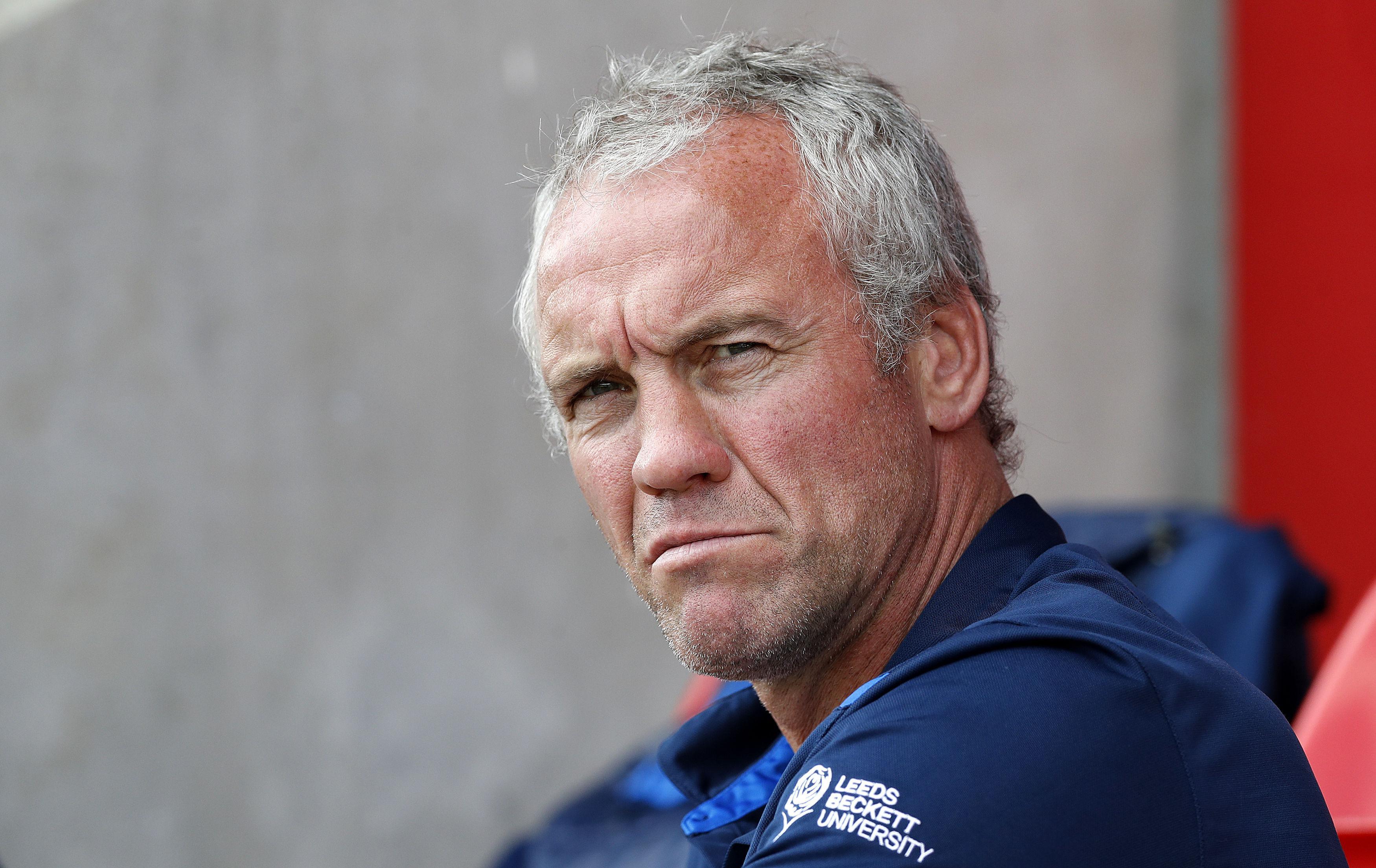 Rhinos boss Brian McDermott has left Leeds after seven straight league defeats