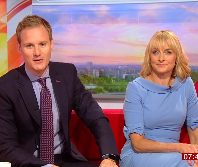 Dan Walker Features On The Bbc Rich List Earning Up To At Least 249000