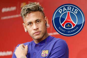 Image result for Did Neymar Leave Barcelona To PSG