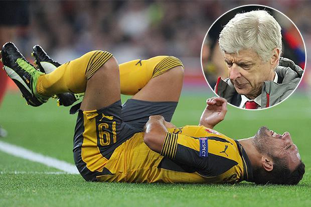 The real reason why crocked Arsenal star Santi Cazorla has been