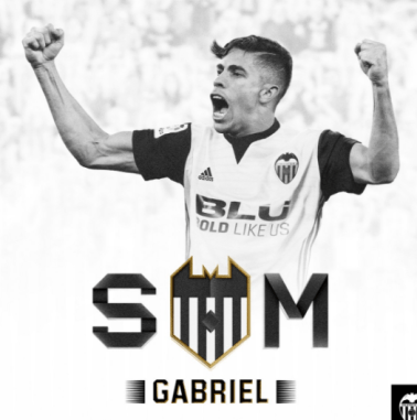 Gabriel Paulista is back in La Liga after leaving for Arsenal in 2015