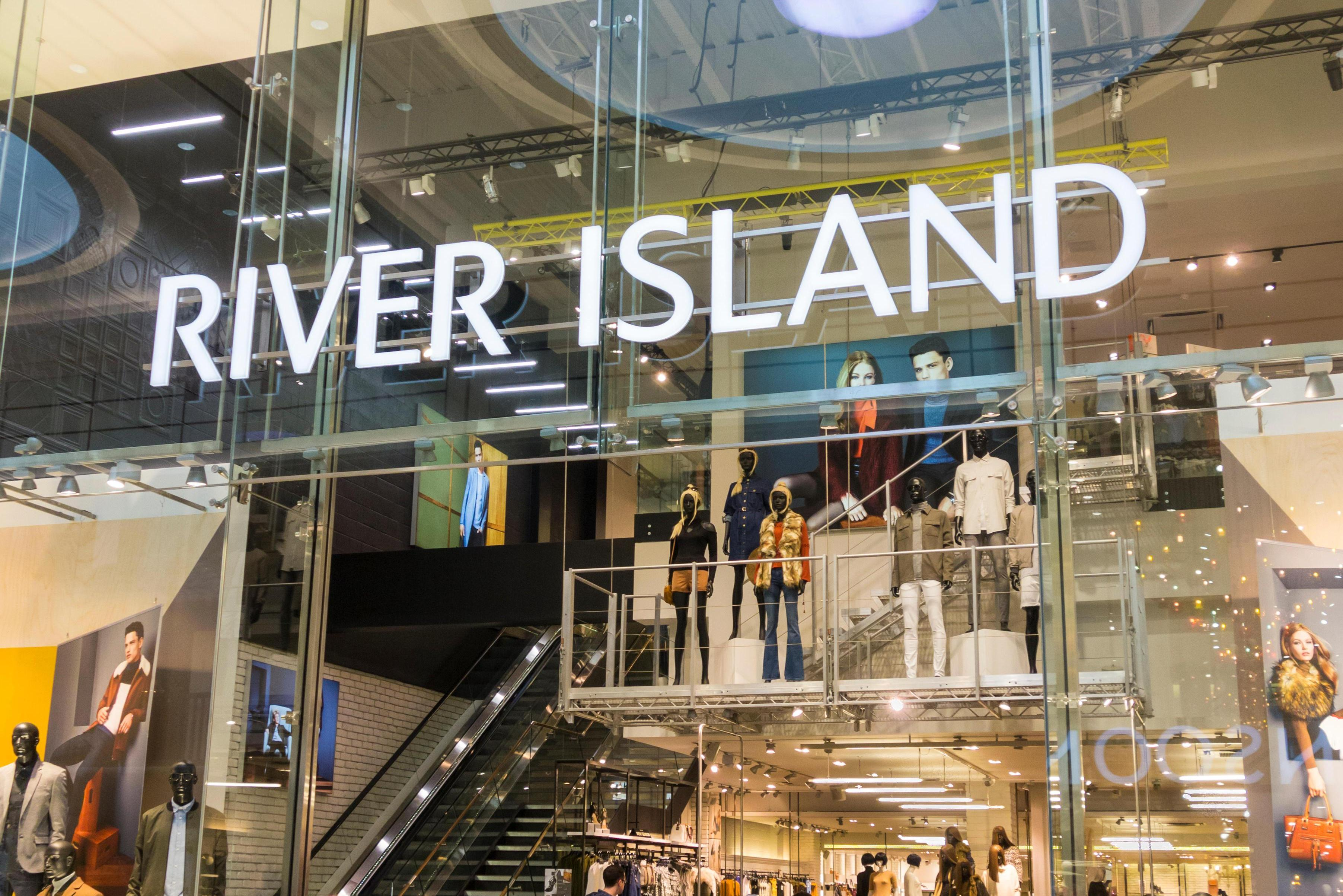 River island black friday deals in store