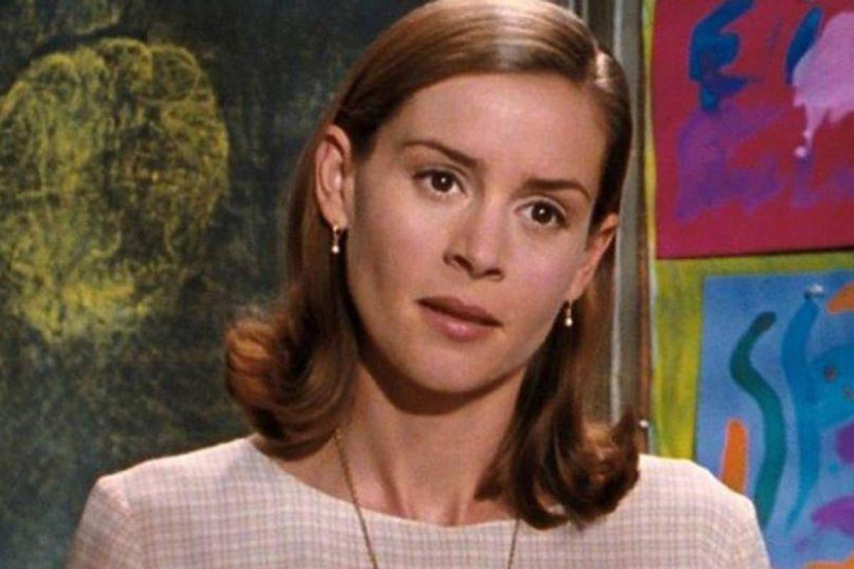 Embeth Davidtz Californication matilda's miss honey also appeared in bridget jones' diary