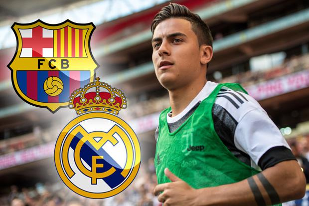 La Liga rivals Barcelona and Real Madrid will battle it out for