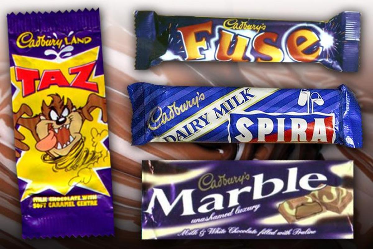 Here Are The Nine Retro Cadburys Chocolate Bars That Need