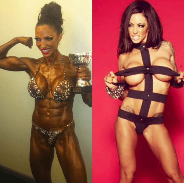 Apologise, Jodie marsh muscle