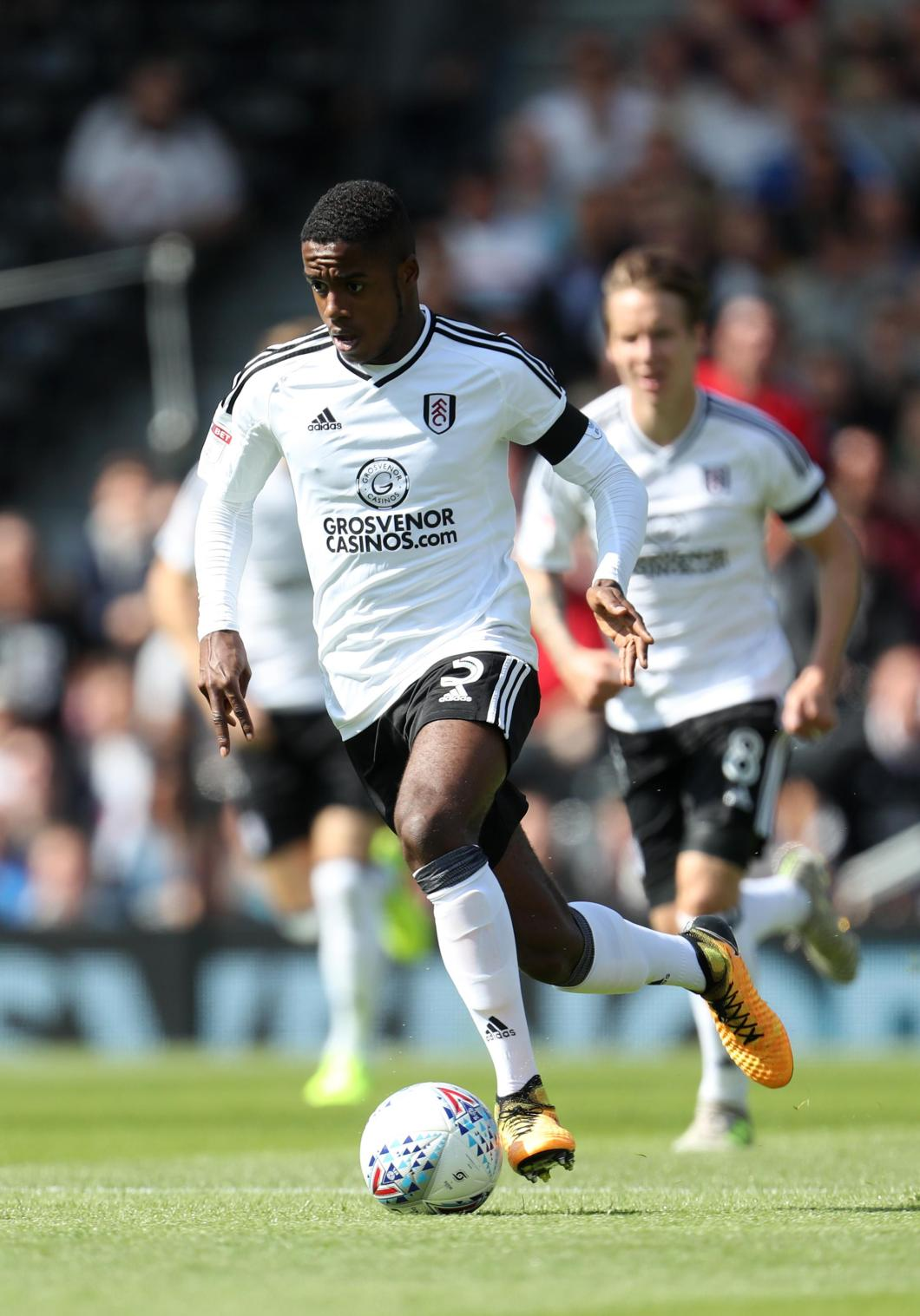 Manchester United are also said to be looking at Fulham wonderkid Ryan Sessegnon
