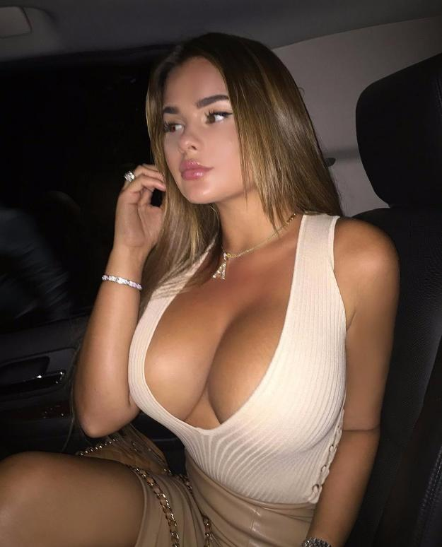 Anastasiya's incredible figure has earned her millions of followers online