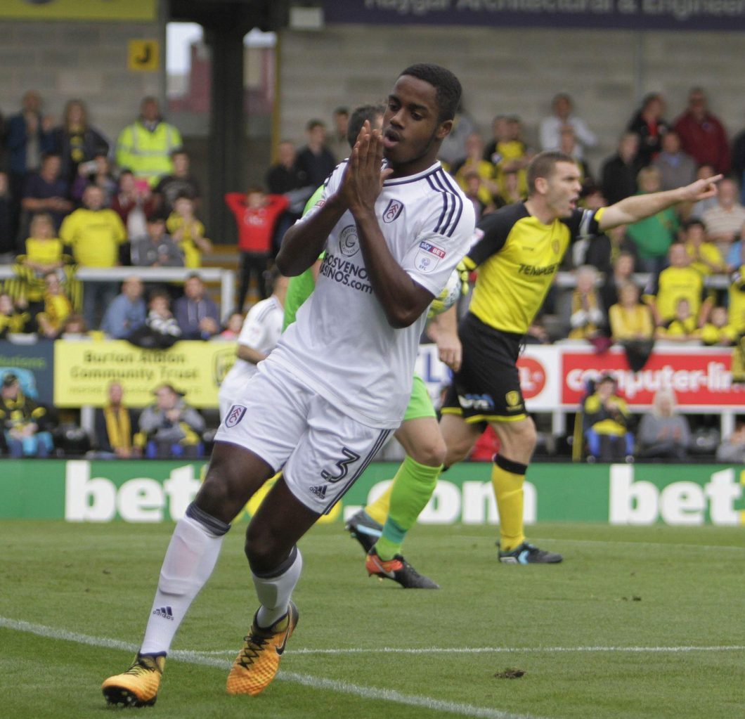 Ryan Sessegnon can play in a variety of positions, and also knows how to find the back of the net too