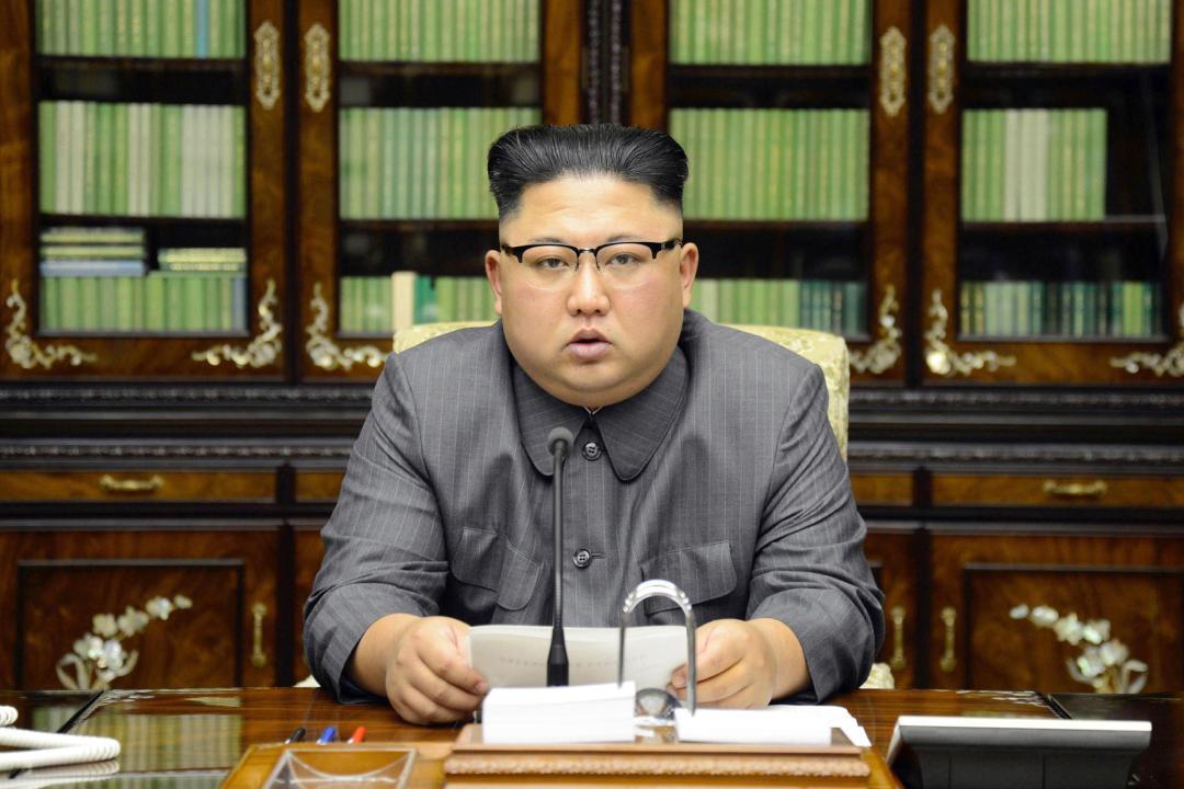 Kim Jong-un hit back at Trump, labelling him 'deranged' and a 'dotard'
