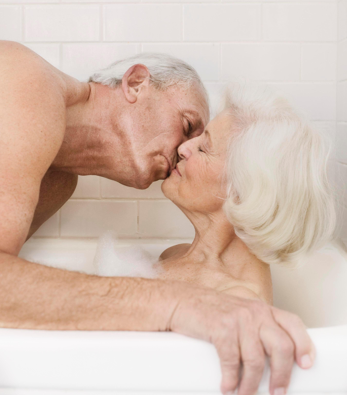 Т Ё Т К А - секс зрелых, пожилых, старых женщин