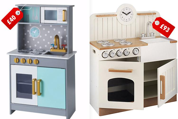 wood kitchen playsets art prints asda is selling a 40 wooden toy set that just like john lewis 93 one