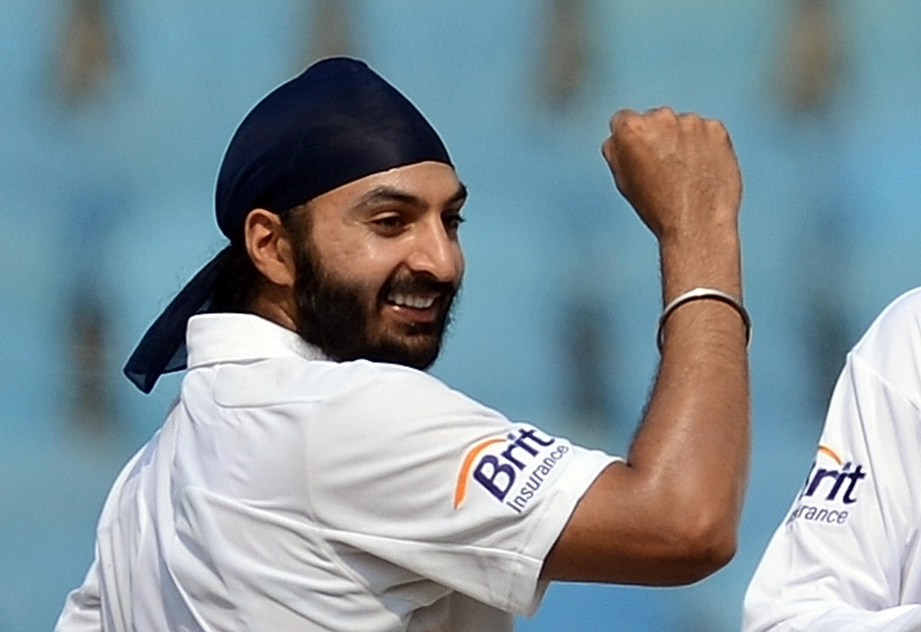Monty Panesar is a firm favourite with England cricket fans