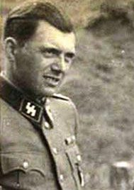 But evil Josef Mengele, who carried out sick experiments on Auschwitz inmates, was never caught and drowned off the coast of Brazil in 1979