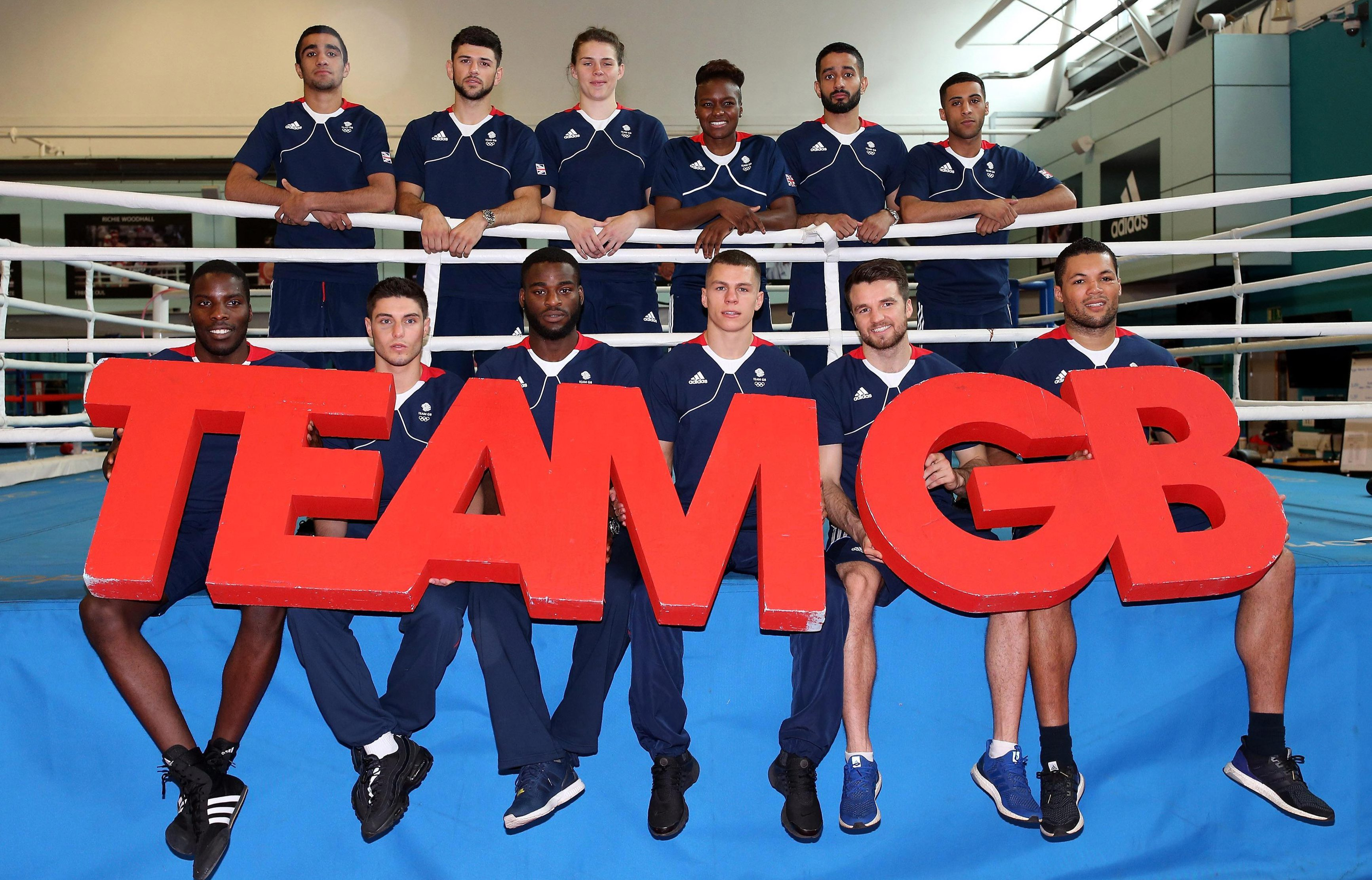 Ali, with Team GB for the 2016 Olympics, lost in the first round of the flyweight competition in Rio