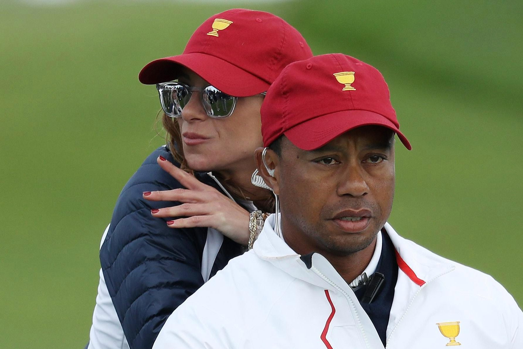 Meet Erica Herman, the new lady in Tiger Wood's life