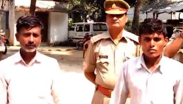 Dos hombres han sido arrestados en relación con el vicioso ataque