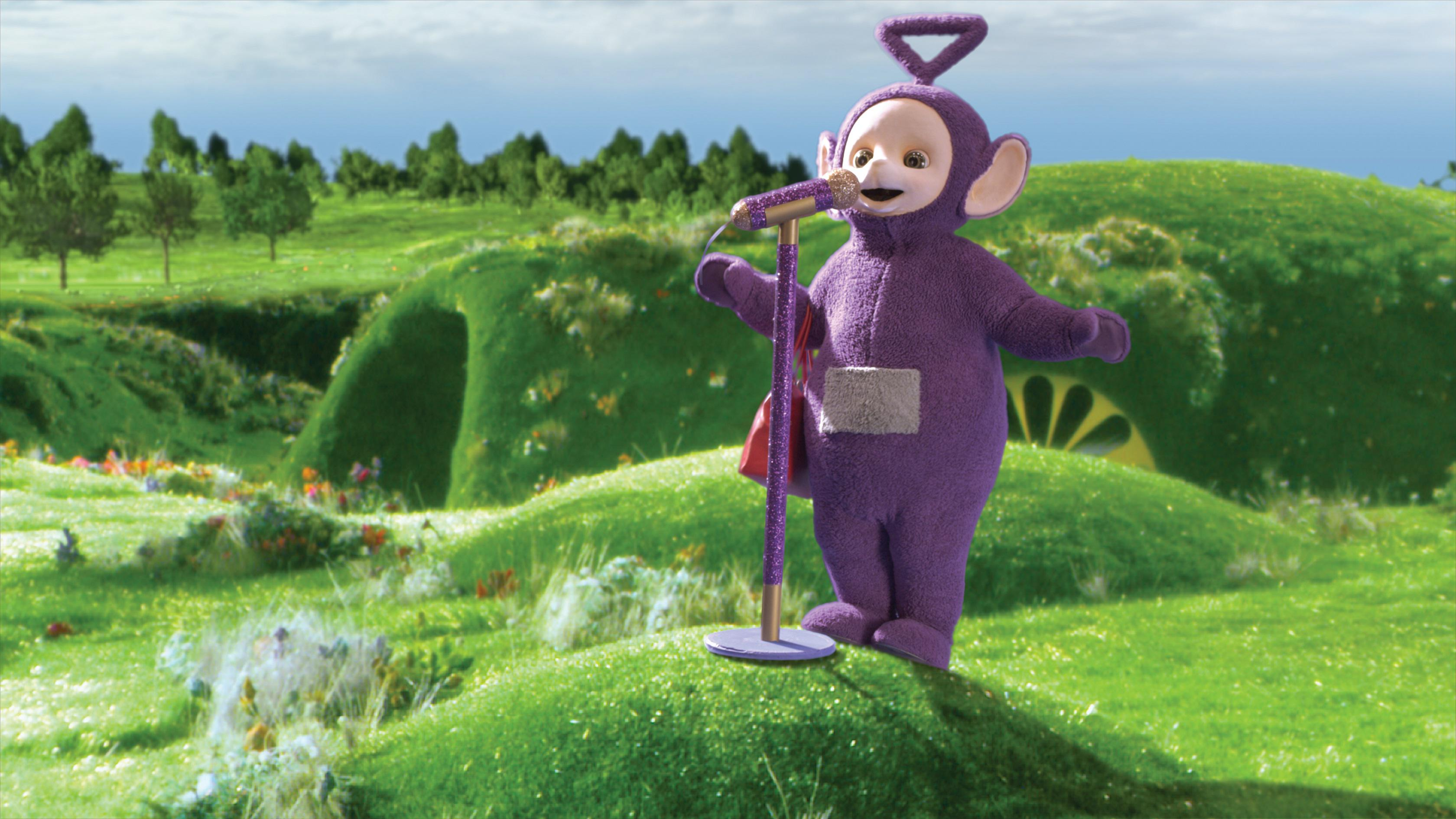 Kids Favourites The Teletubbies Are Back With Tinky Winky