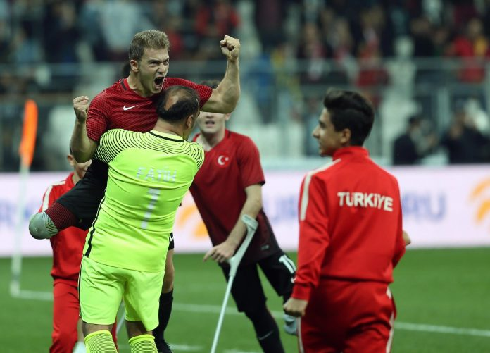 It was quite the spectacle in Besiktas' Vodafone Arena as Turkey claimed the glory
