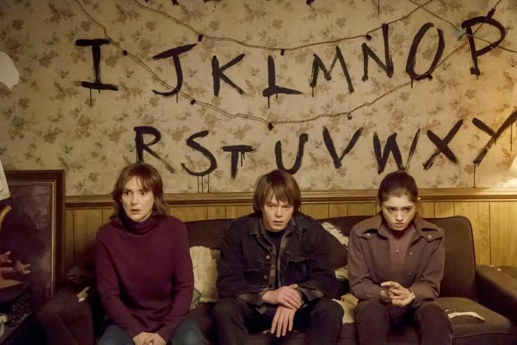 Stranger Things returned to Netflix in October 2017
