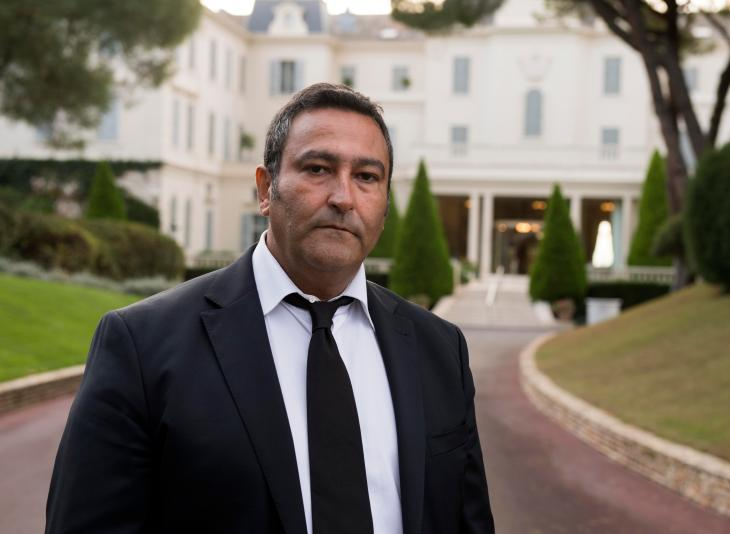 Mickael Chemloul, 56, drove Harvey Weinstein in the south of France from 2008 to 2013