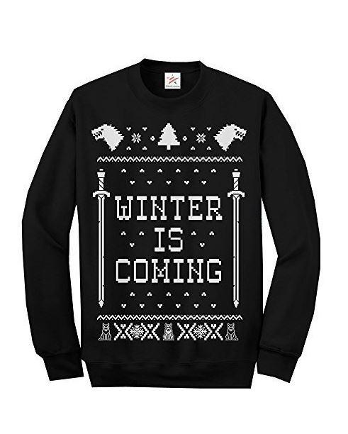 Game of Thrones fans will love this jumper inspired by the show