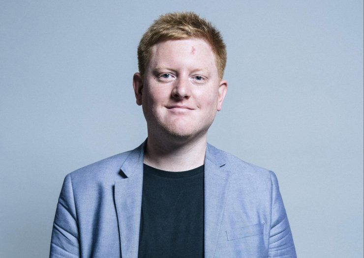 Jared O'Mara could be forced to quit Labour as grandees have turned against him