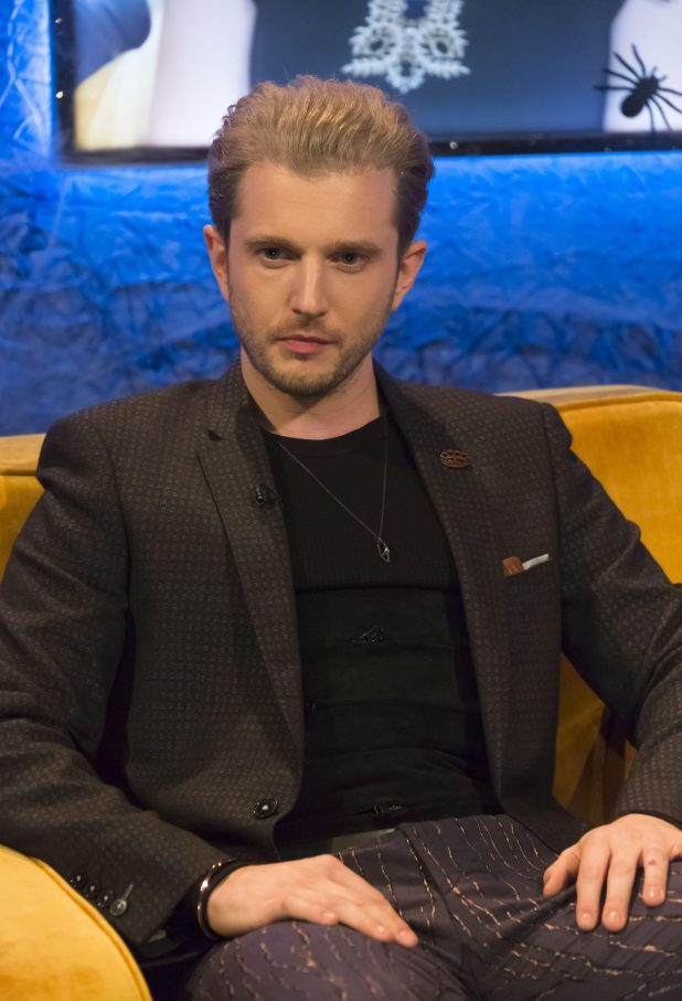 Plan B showed off a new look on The Jonathan Ross Show recently