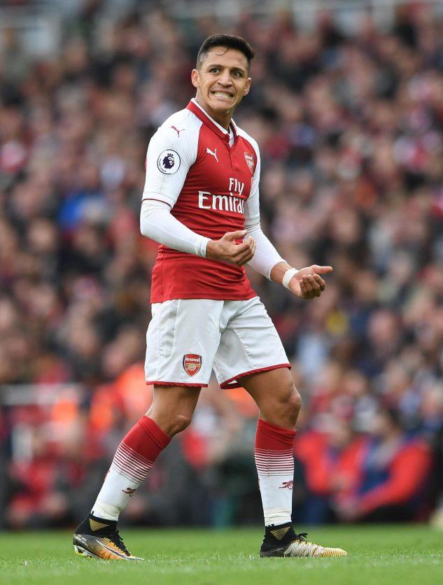 Everton are plotting a shock swoop for Alexis Sanchez