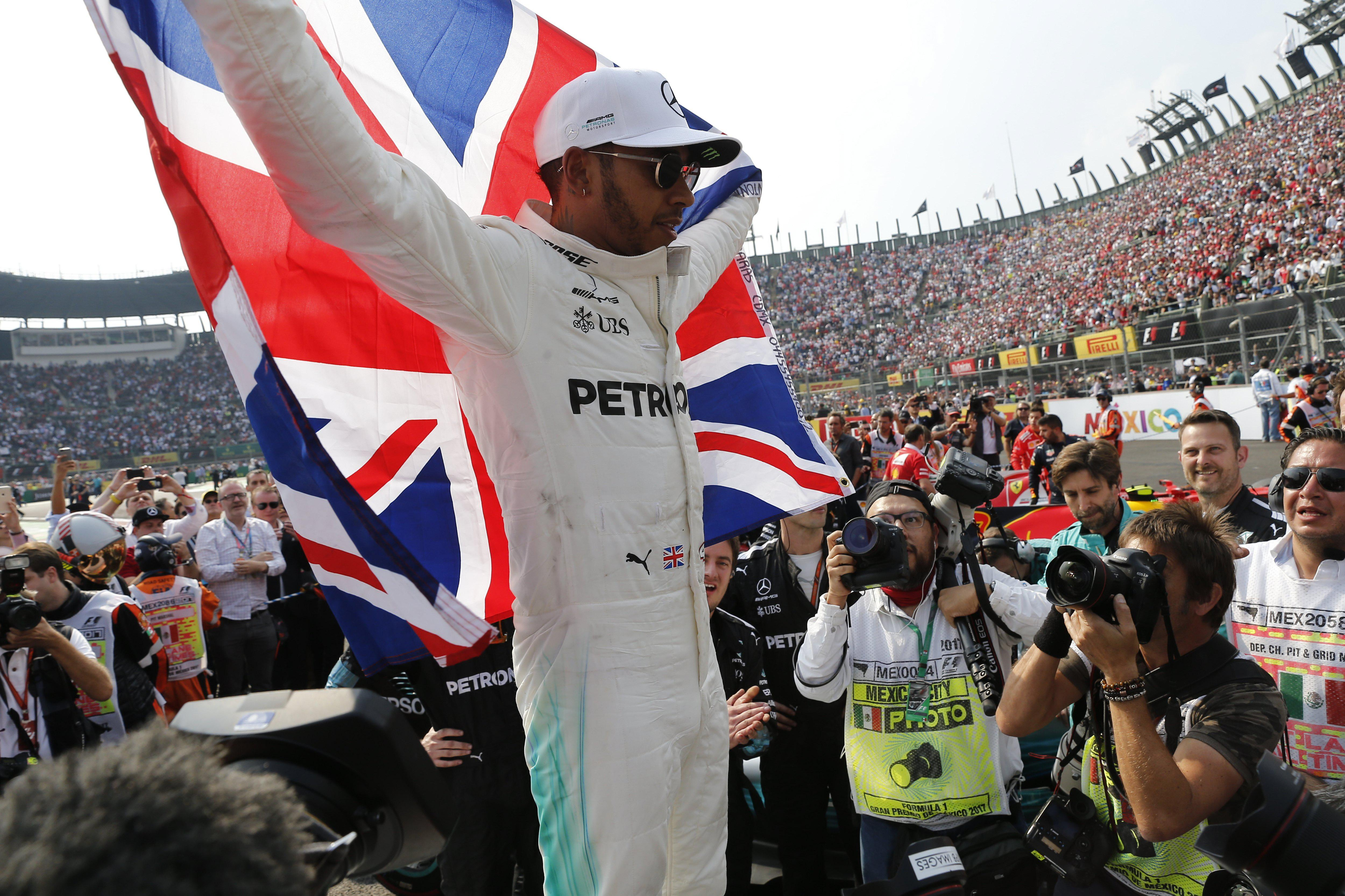 Lewis Hamilton is the greatest British racing driver of all time