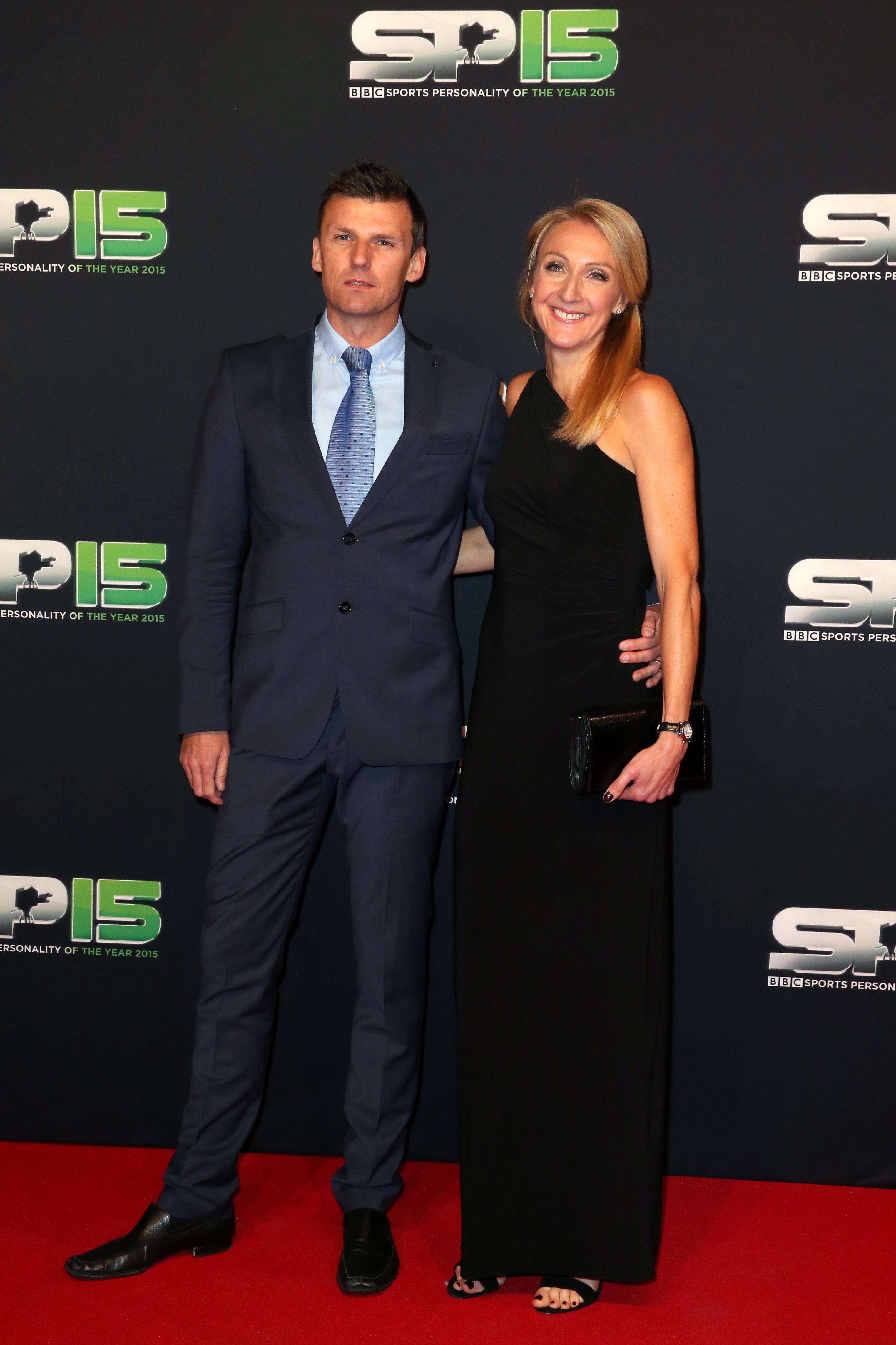 Mo Farah will team up with Paula Radcliffe's husband Gary Lough