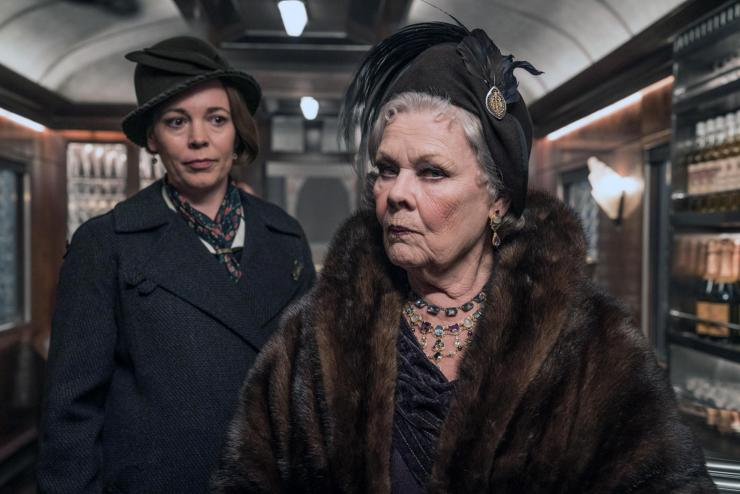 Murder on the Orient Express is out in cinemas from November 3