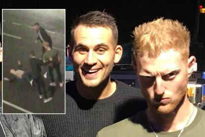 Image result for BEN STOKES BRISTOL FIGHT