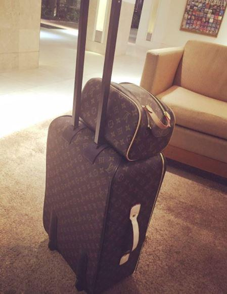 Gemma's suitcase Insta has led some people to suggest she's going back to the jungle