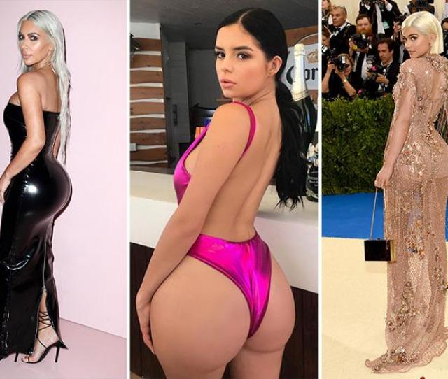 Say Hello To The Extreme Hourglass Craze Thats Sweeping The Celeb World From Kim Kardashian To Demi Rose