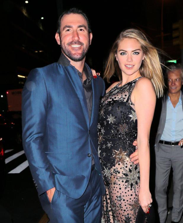 Kate has married her Justin Verlander this weekend