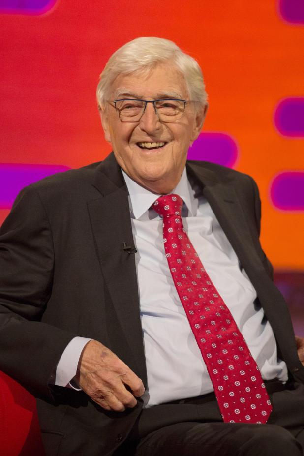 Chat show host Michael Parkinson has slammed the ITV soap for its violent plots