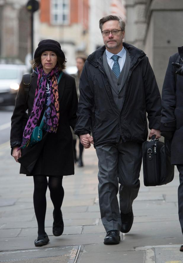 Jack's parents Sally and John Letts, from Oxford, are planning to sue the Government to try to bring their son home