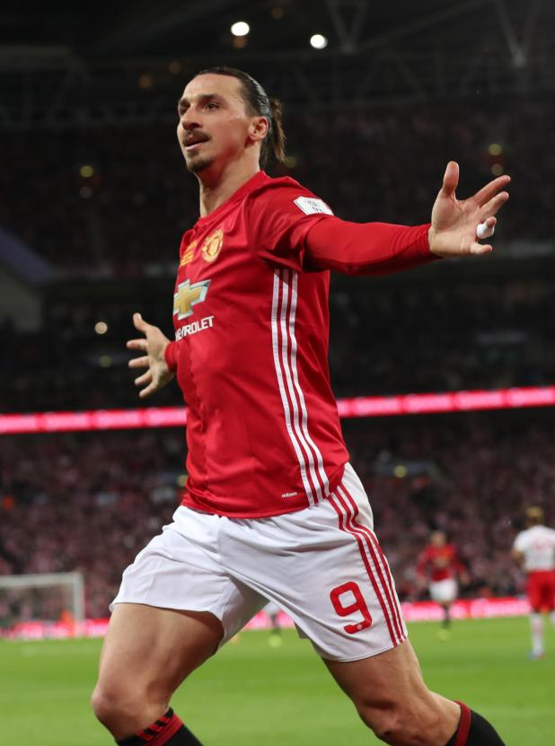nintchdbpict000304827991 - Manchester United latest information: Jose Mourinho says Romelu Lukaku and Zlatan Ibrahimovic can form devastating duo