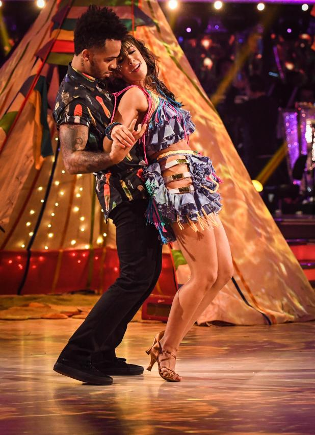 Aston posted a video of his performance to Despacito as he thanks Janette for his Strictly experience