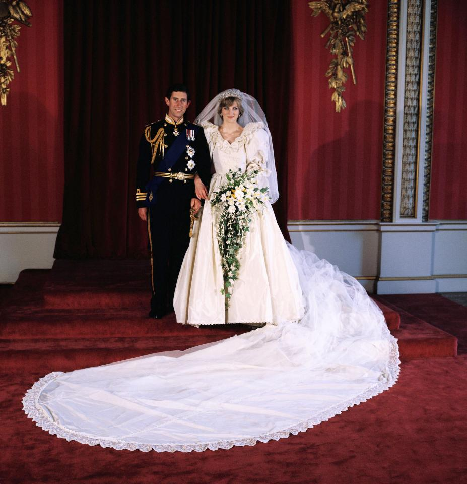 The couple split in 1992 and finalised their divorce in 1996