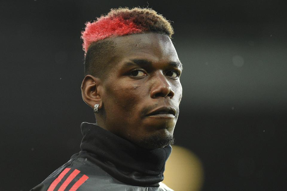 The Frenchman has been known for his eccentric hairstyles
