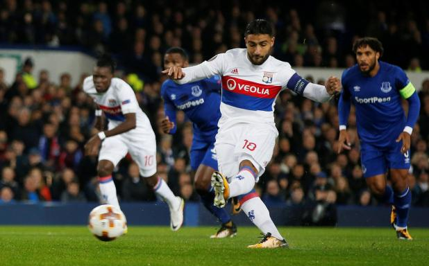 The Lyon star has already helped himself to 11 goals in 11 league games this season