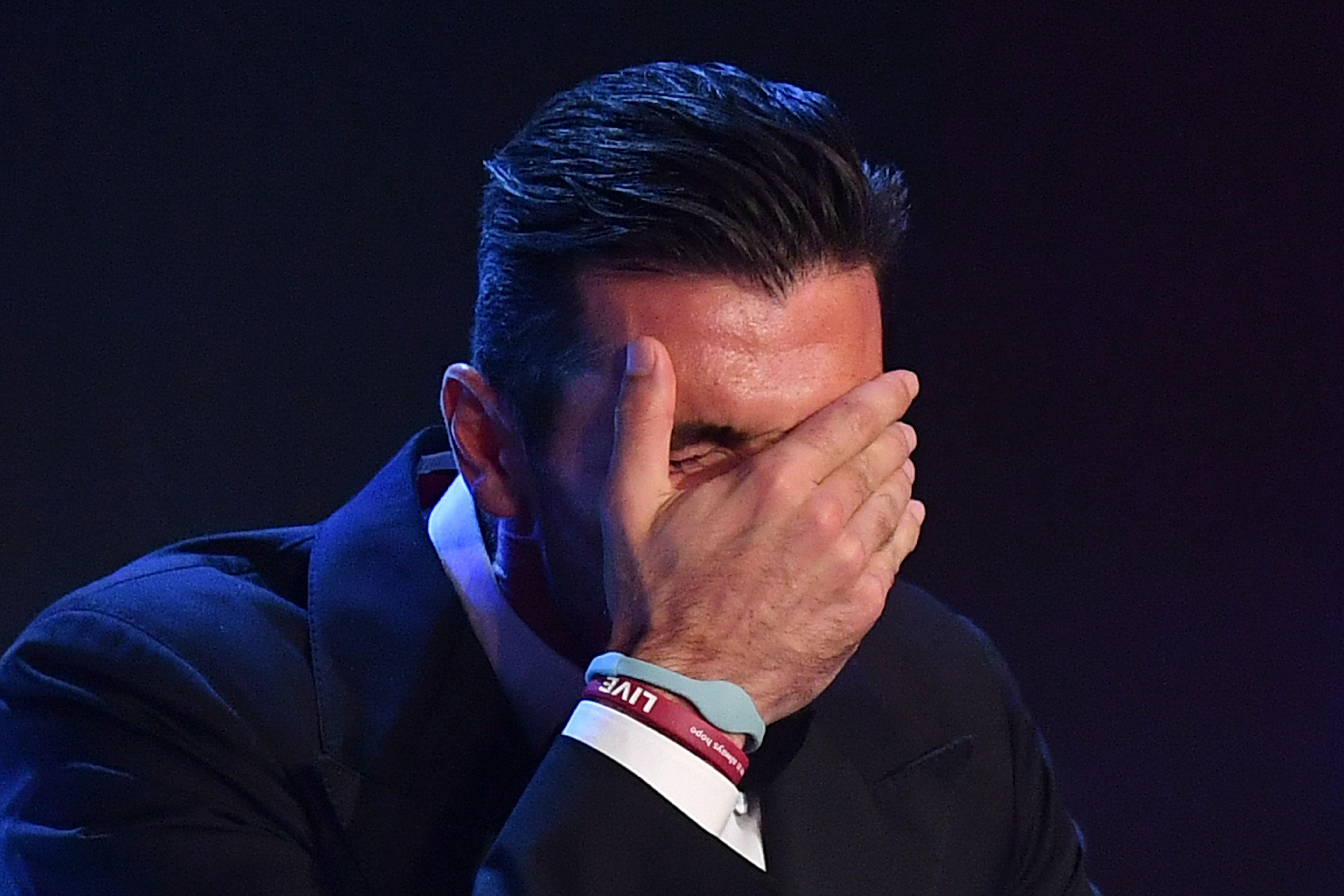 Gigi Buffon was named the best keeper in the world recently.. but he could miss out on the World Cup