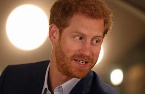 Meghan apparently harbours a thing for gingers, which is just as well for Harry