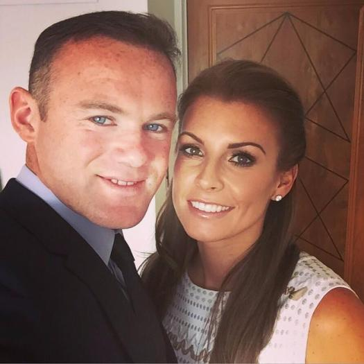 The Sun revealed that Coleen has apparently forgiven Wayne for being caught in a car with another woman