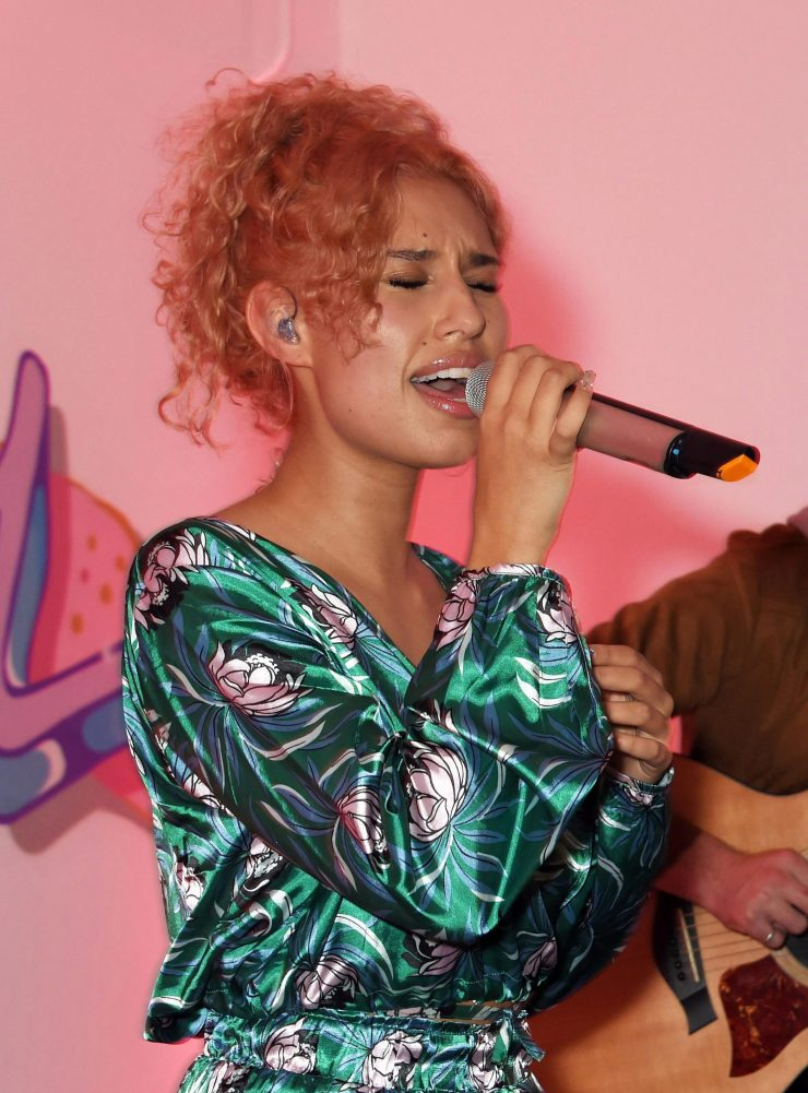 The news follows the release of Raye's no-nonsense track about getting over an ex Decline