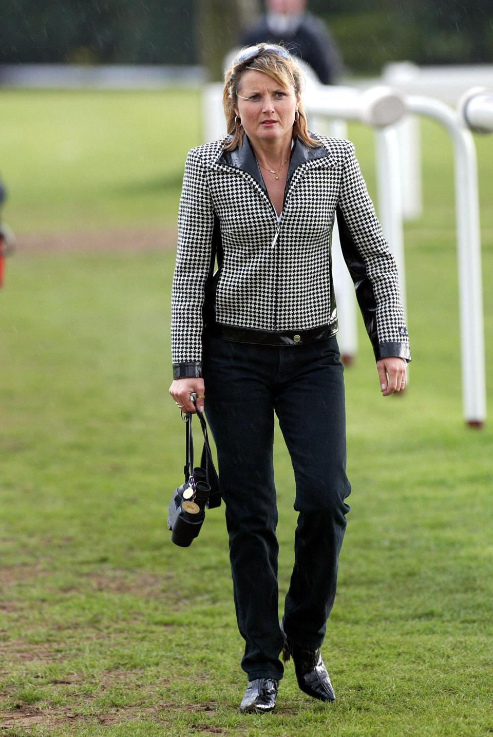 She has been forced to sack stable-hands for harassing other staff