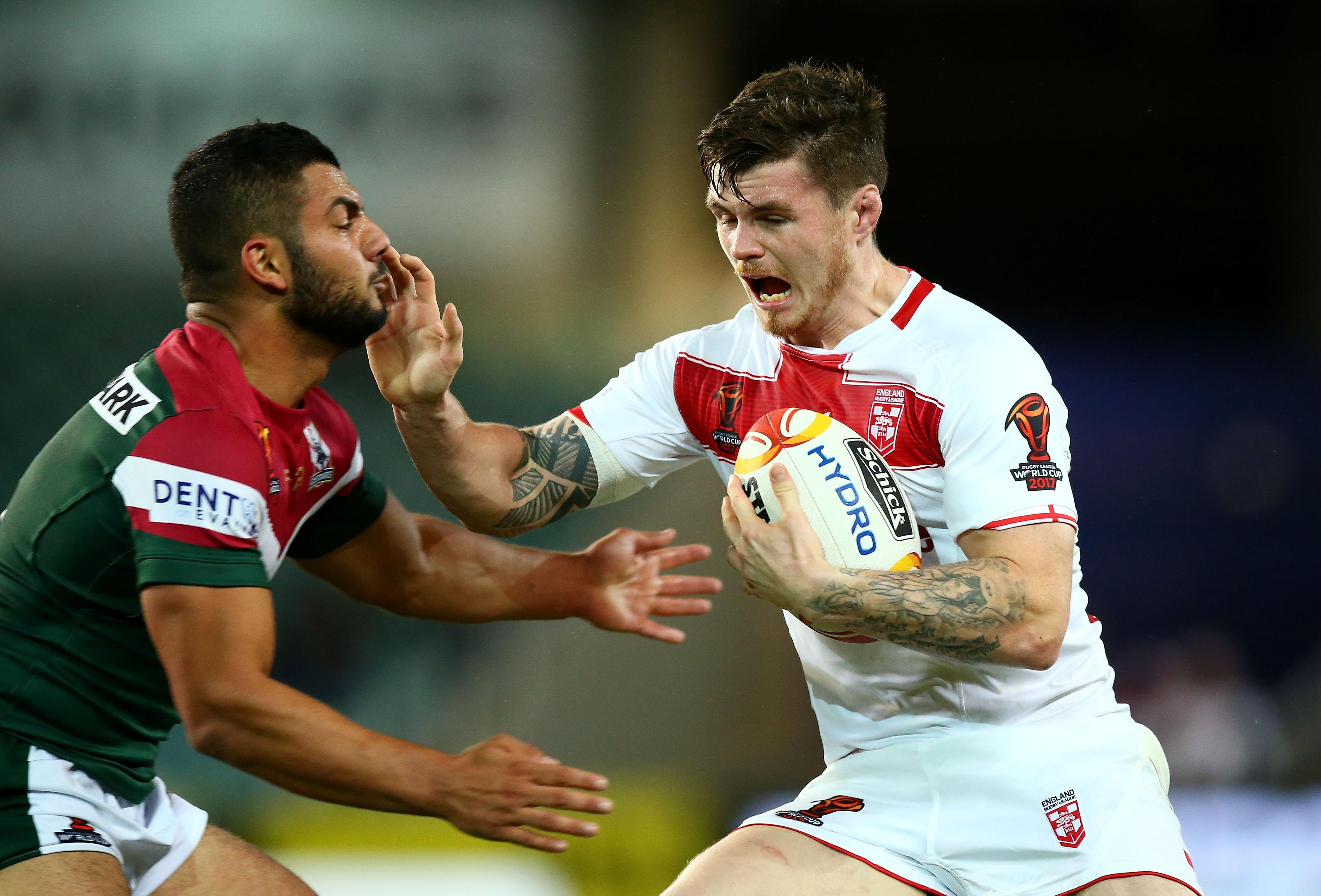 Bateman will take on New Zealand before heading to NRL side Canberra Raiders